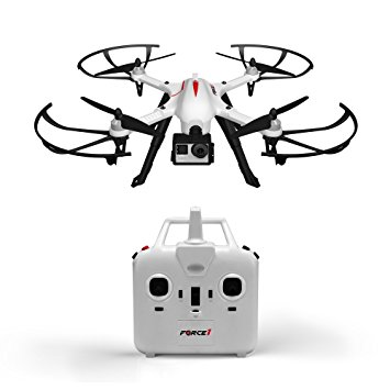 Drone Review: The F100 Ghost