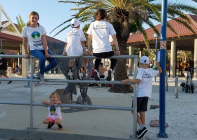 Kidsd TWTH beach